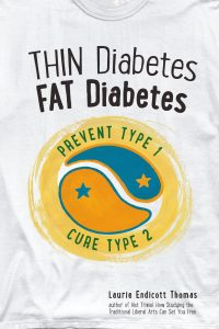 Cover of Thin Diabetes, Fat Diabetes