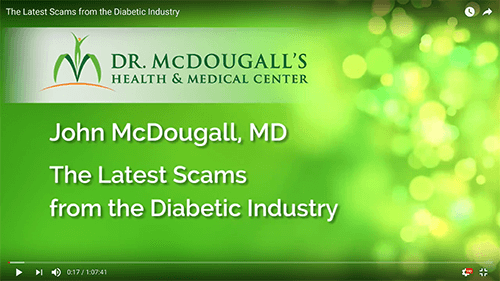 Why Dr. John McDougall Never Uses Pills to Treat Diabetes
